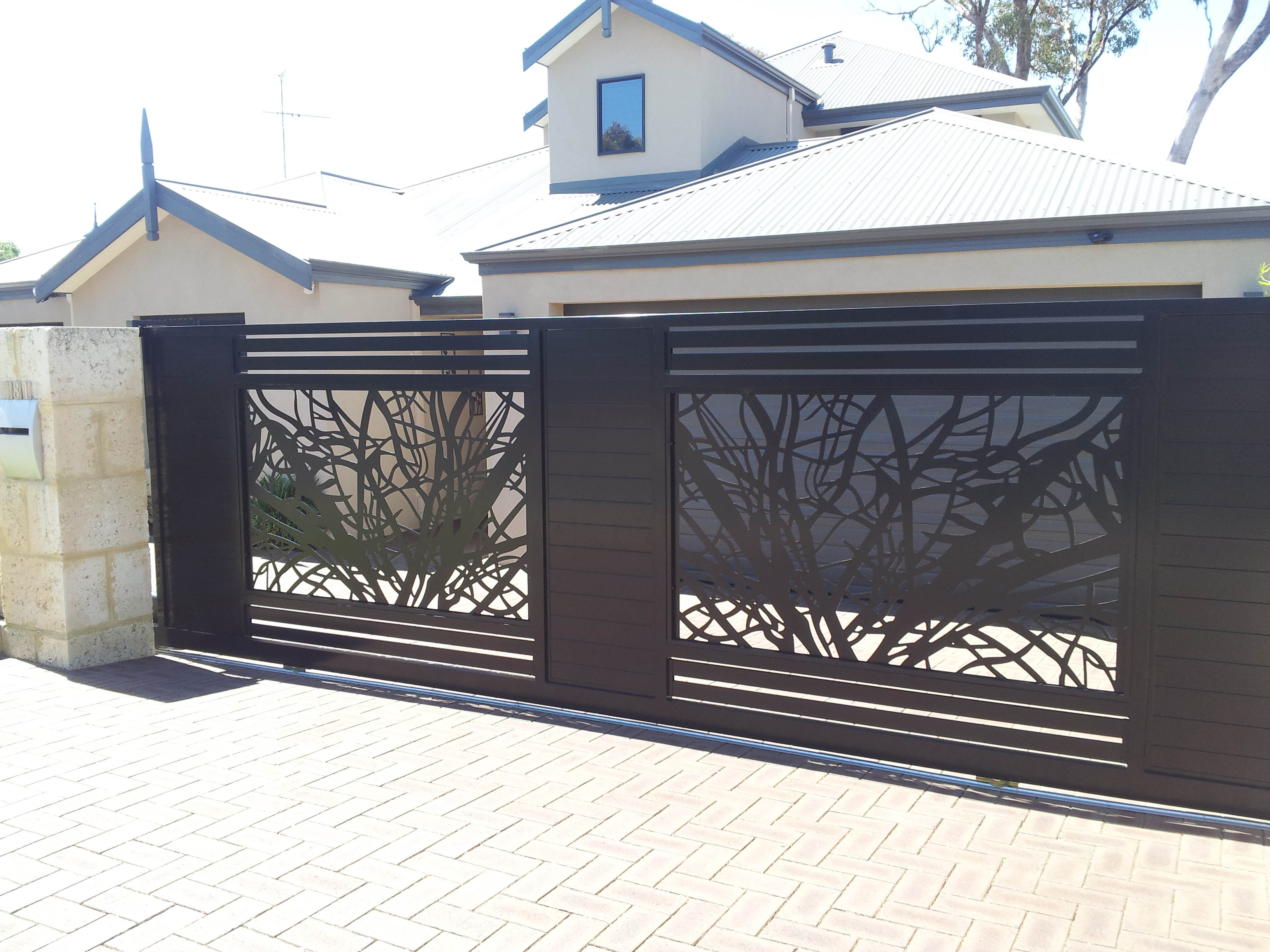 Laser Cut Screens Perth ...